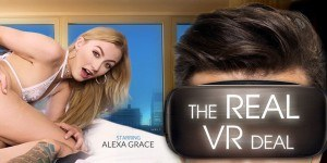 Break Up Sex BaDoinkVR Alexa Grace vr porn video vrporn.com virtual reality