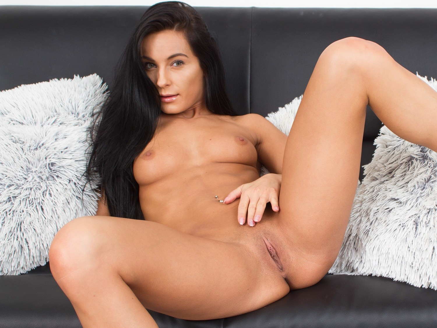 thinking of brother's big cock – striptease and masturbation vr - vr