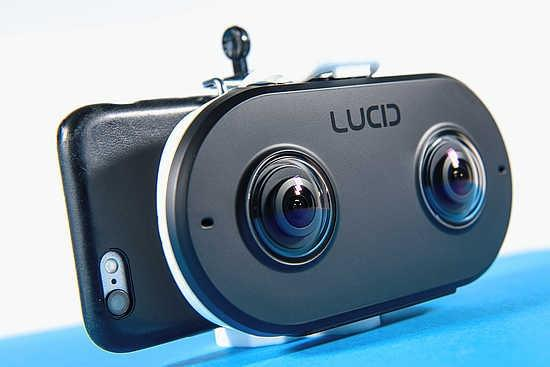 Capture 3D 180-Degree VR Content with Pocket-Sized LucidCam VR Camera vr blog virtual reality