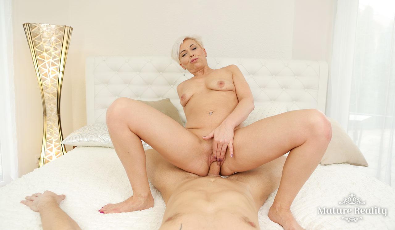 white mature porn