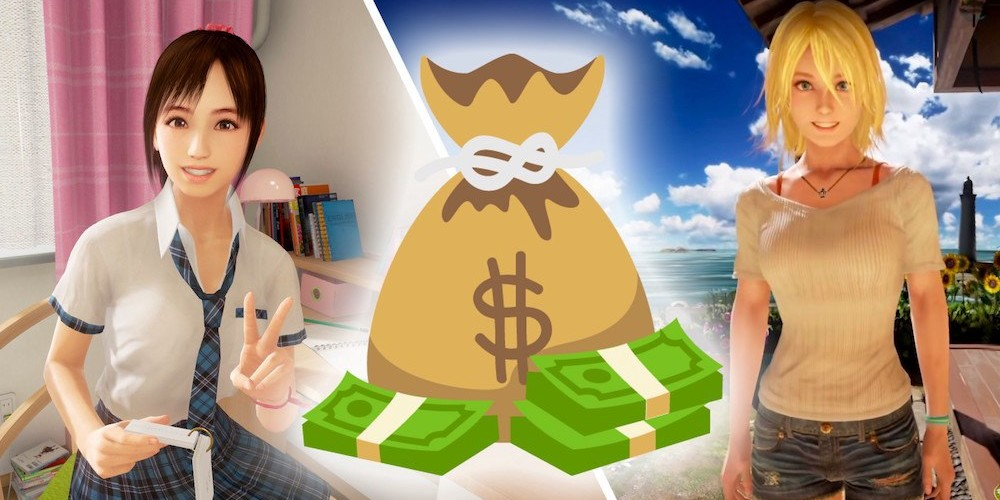 VR dating games offer huge earning potential for the VR industry vr porn blog virtual reality adult vr game vr porn game cgi sex