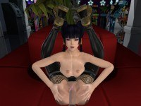 Flexibabe Nyotengu CGI Girl FantasySFM vr porn video vrporn.com virtual reality
