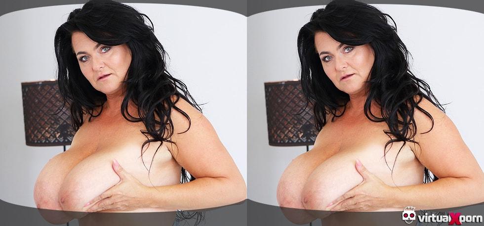 Gigantic boobs video