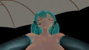 Adult Hatsune miku Cowgirl CGI Girl Otaku vr porn video vrporn.com virtual reality