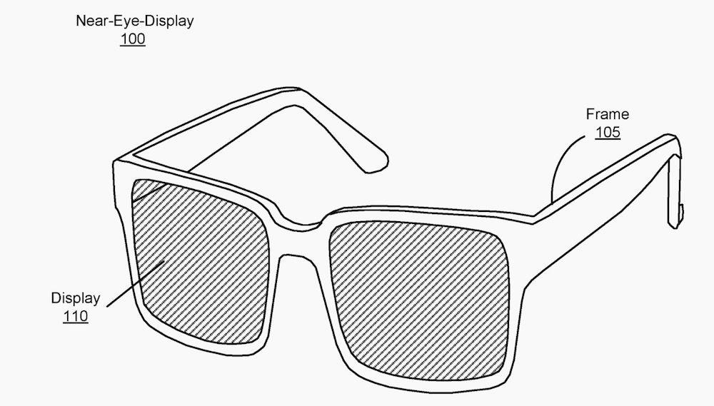 Details Regarding Facebook's Futuristic AR Glasses Emerge uspto.gov vr blog virtual reality