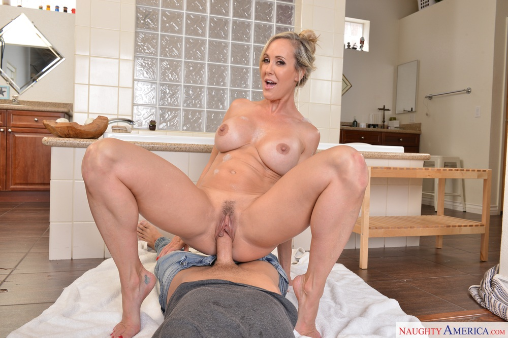 Badmilfs learning how to fuck from his stepmom