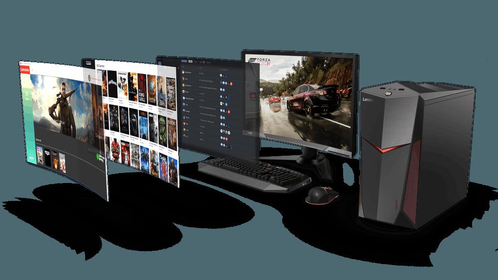 lenovo presents new legion line vr ready desktops vr blog virtual reality