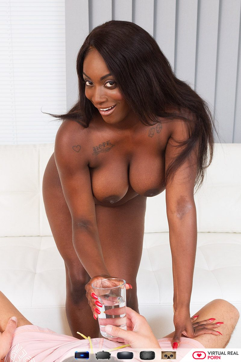 black and ebony porn