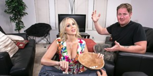 Brandi Love In Cougar Seduction NaughtyAmericaVR Brandi Love Damon Dice vr porn video vrporn.com virtual reality