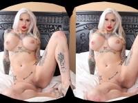 Strip For Me burningangelvr Rachel-Rampage vr porn video vrporn.com virtual reality