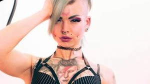 The Prisoner Part 1 burningangelvr Leigh-Raven Selena-Serpentina vr porn video vrporn.com virtual reality