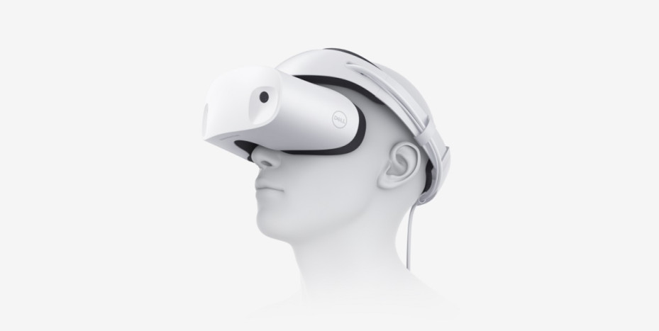 Dell Windows Based Mixed Reality Headset to Debut in October vr porn blog virtual reality