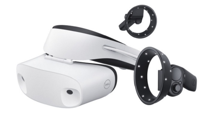 Dell's Windows-Based Mixed Reality Headset to Debut in October blogs.dell.com vr porn blog virtual reality