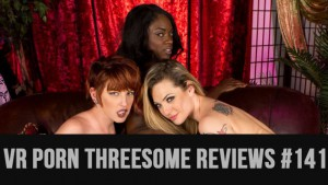 vr porn threesome reviews 141 lesbian threesome voyeur lezvr vr porn blog virtual reality