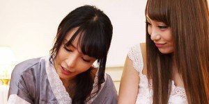 Threesome Training With Two Cult Girls JVRPorn Mashiro Airi Suzumiya Kotone vr porn video vrporn.com virtual reality
