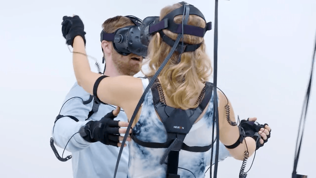 Virtually Dating is an Interesting New Show for VR Blind Dates facebook.com vr porn blog virtual reality