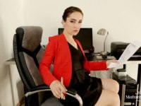 The Pussy of The Manager VOYEUR maturereality Di-Devi vr porn video vrporn.com virtual reality