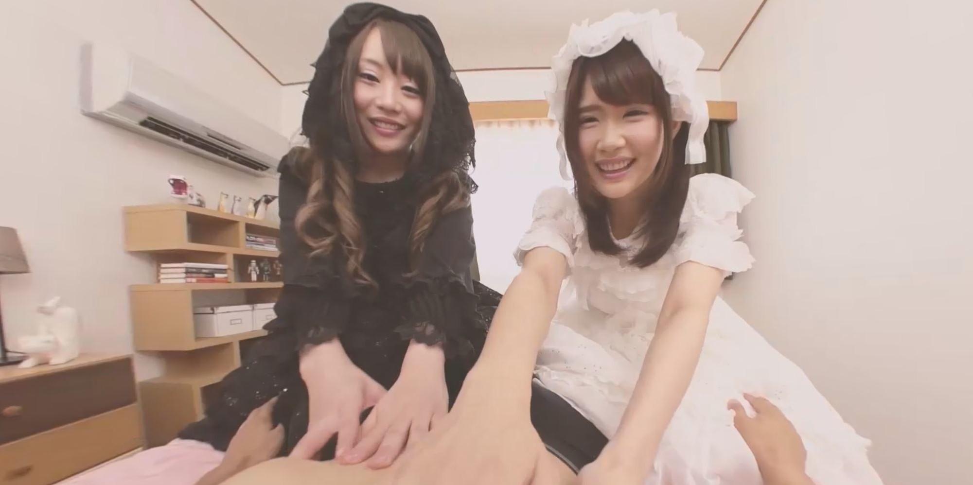 Asian Babes: Mashiro Airi is Japanese Doll jvrporn vr porn blog virtual reality