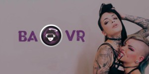 The GFE Collection - Pink Tattooed Angel Seducing and Bouncing HologirlsVR Joanna Angel VR porn video vrporn.com