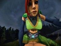 Cassie's Newest Adventure CGI Girl DarkDreams vr porn video vrporn.com virtual reality