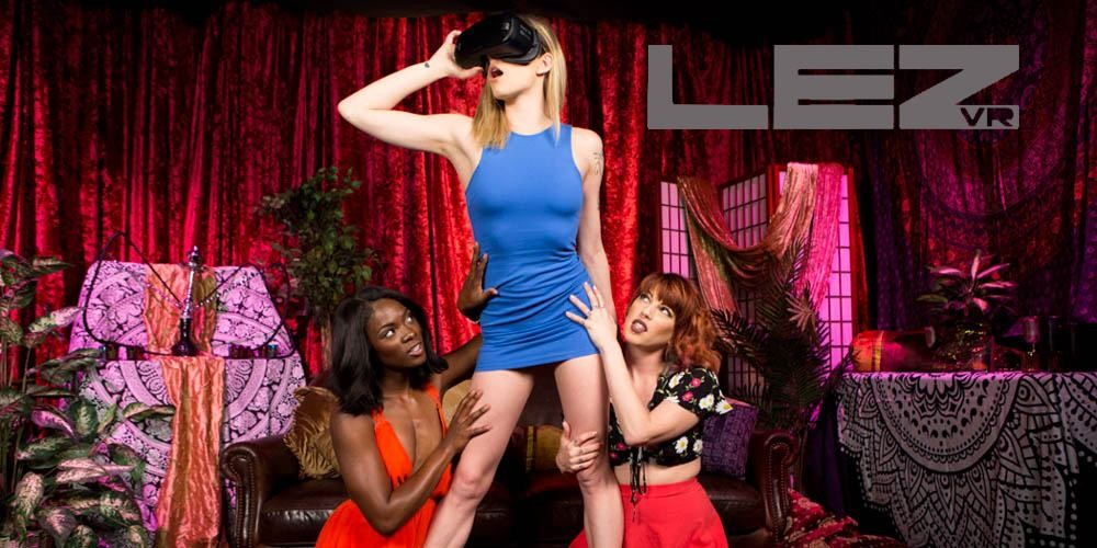 LezVR - A New All Lesbian Studio at VRPorn.com lezvr vr porn blog virtual reality