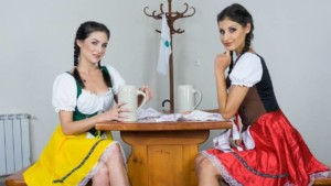 VR Porn Threesome Reviews: Oktoberfest! czechvr vr porn blog virtual reality