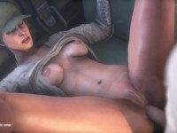 Maya's Incredibly Devoted To Her Work CGI Girl DarkDreams vr porn video vrporn.com virtual reality