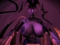 The Desire Demon's In Control CGI Girl DarkDreams vr porn video vrporn.com virtual reality