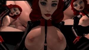 Elizabeth triple fetish CGI Girl FantasySFM vr porn video vrporn.com virtual reality