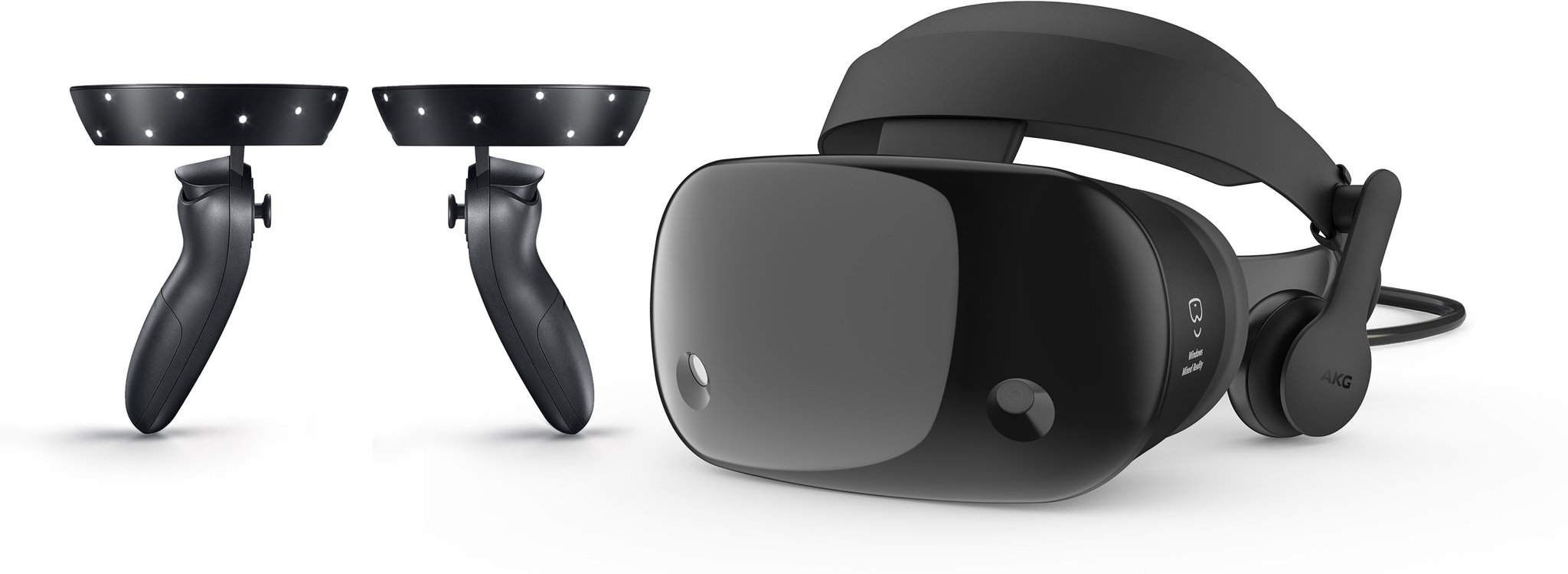 New Images of Samsung's Windows 10 Mixed Reality Headset vr porn blog virtual reality