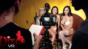 VixenVR – New Porn Studio Pushes the Limits of Erotic VR vr porn blog virtual reality