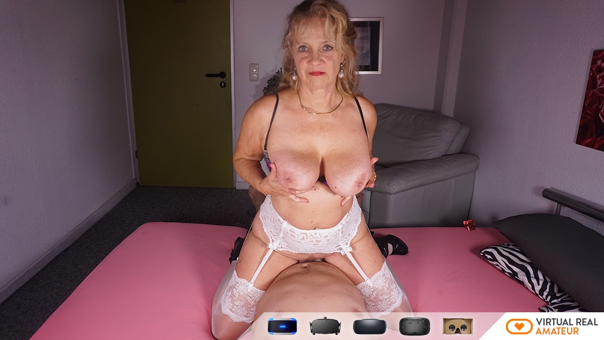 amateur old - ... Old lady amateur sex virtualrealamateur vr porn video vrporn.com  virtual reality ...