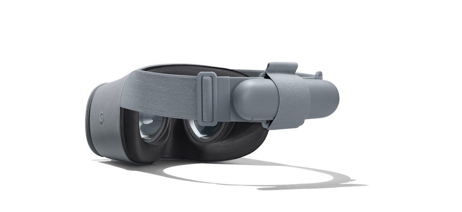Google's New Daydream View VR Headset Goes Official vr porn blog virtual reality