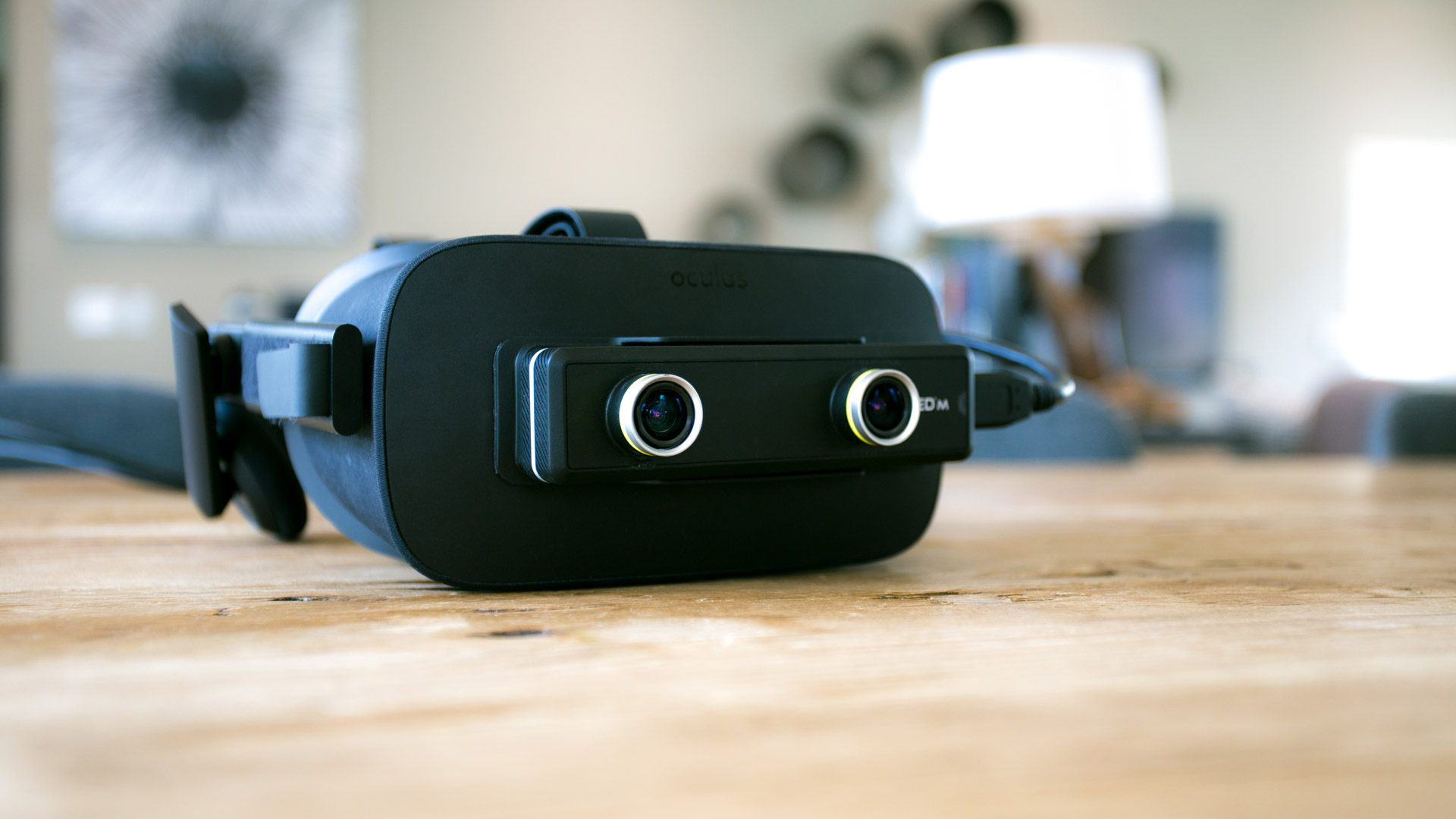 Turn Your Vive and Rift Headsets Into AR Headsets With the ZED-Mini stereolabs vr porn blog virtual reality