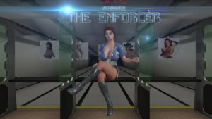 The Enforcer - Latest SinVR Update Is Packing Heat sinvr vr porn blog virtual reality