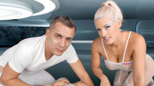 VR Porn Threesome Reviews: Space Odyssey Two realitylovers vr porn blog virtual reality