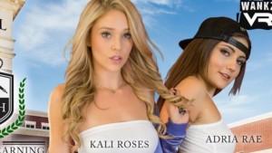 VR Porn Threesome Reviews: High School Affair wankzvr vr porn blog virtual reality