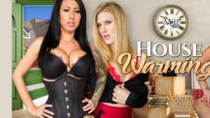 VR Porn Threesome Reviews: New House, New Affair milfvr vr porn blog virtual reality