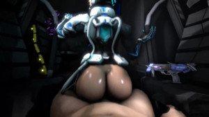 Sombra's A Real Multi-tasker CGI Girl DarkDreams vr porn video vrporn.com virtual reality