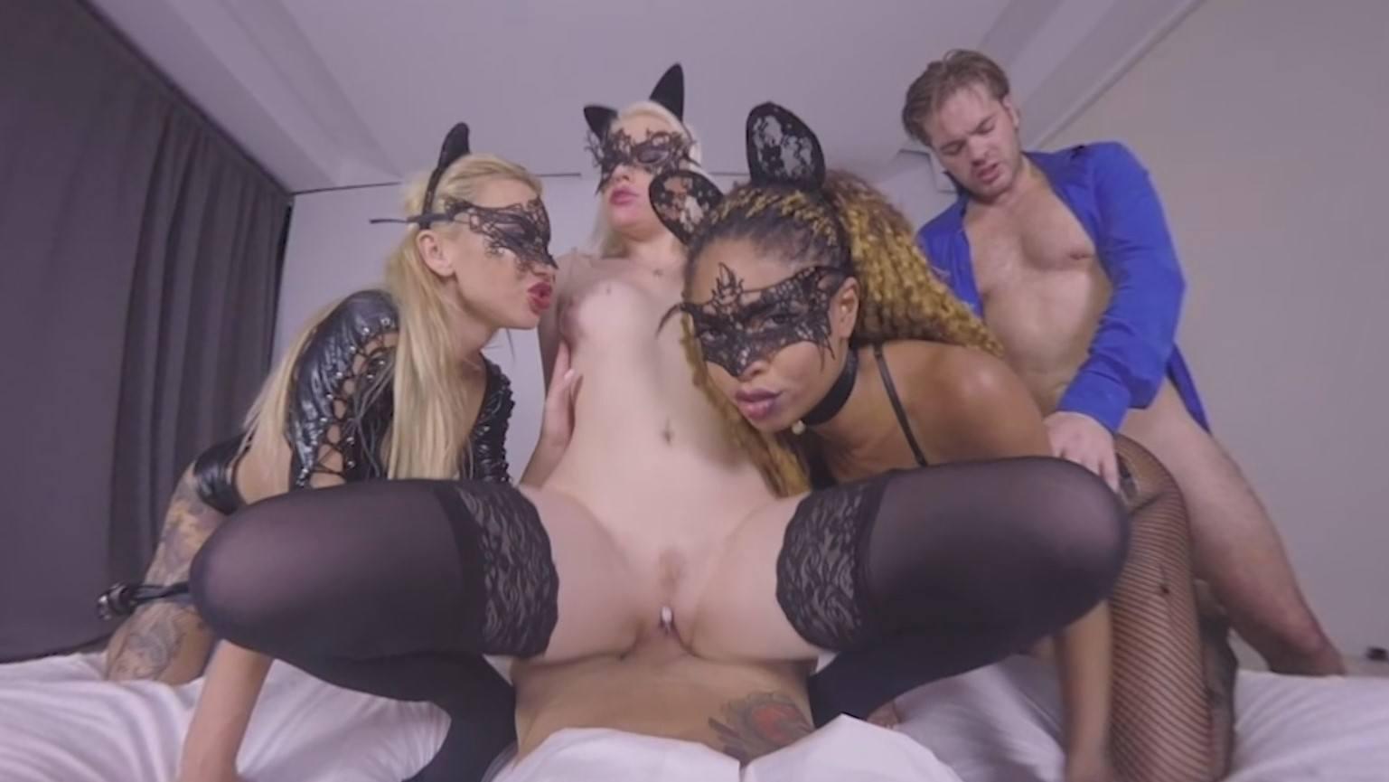 TRAILER: Special  - Hardcore Virtual Reality Porn Orgy