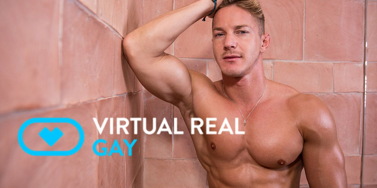VirtualRealGay - New Gay Studio from VirtualRealPorn vr porn blog virtual reality
