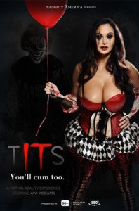 VR Porn Short Reviews: The IT in TITS naughtyamericavr vr porn blog virtual reality