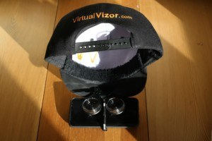VirtualVizor - VR Headset Review virtualvizor vr porn blog virtual reality