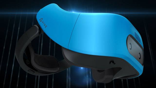 HTC Announces Its Standalone VR Headset'Vive Focus' With 6DoF Tracking vr porn blog virtual reality