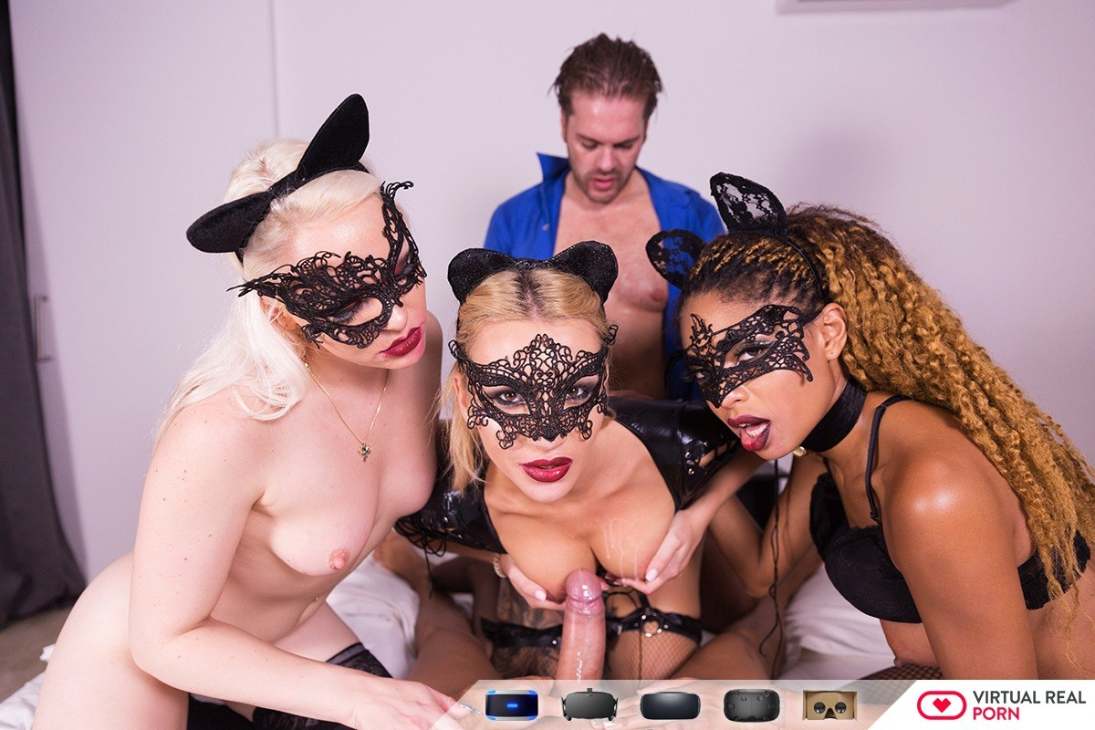 Voyeur Orgies: When Sex Is Best Enjoyed with Company virtualrealporn vr porn blog virtual reality