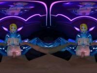 Samus Arans Analship FantasySFM Samus Aran vr porn video vrporn.com virtual reality