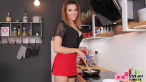 Cocky Cook Nikki Vidic TSVirtualLovers vr porn video vrporn.com virtual reality