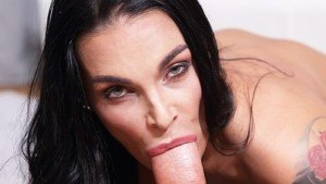 Deepthroat with Sandra Sturm virtualxporn Sandra-Sturm vr porn video vrporn.com virtual reality
