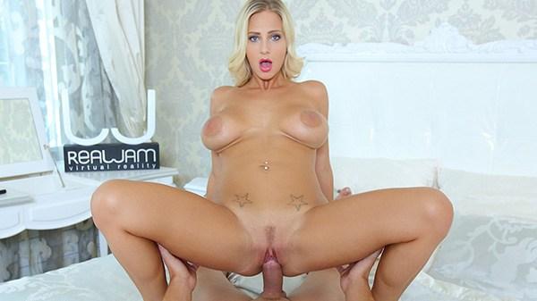 Big Tits - Nathaly Cherie Hardcore Sex VR Porno