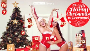 RealityLovers Christmas Special- An Advent Calender of Porn vr porn blog virtual reality